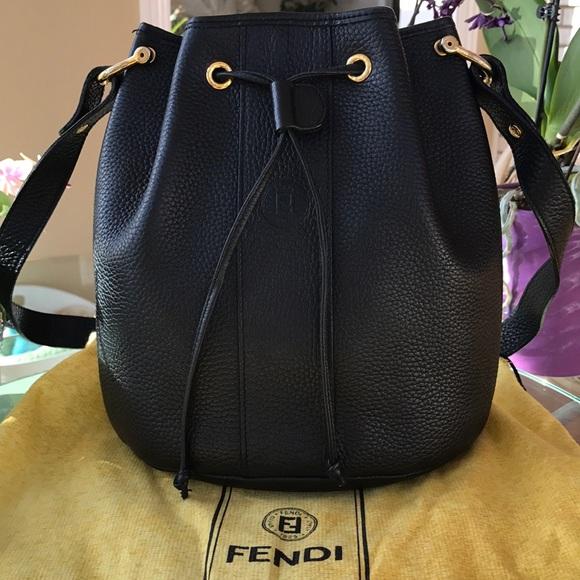 3798ec7df6f9 Fendi Handbags - 🌹Authentic Vintage Fendi Bag